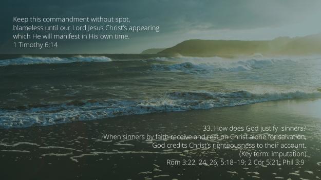 1 Tim 6-14 LCT 33