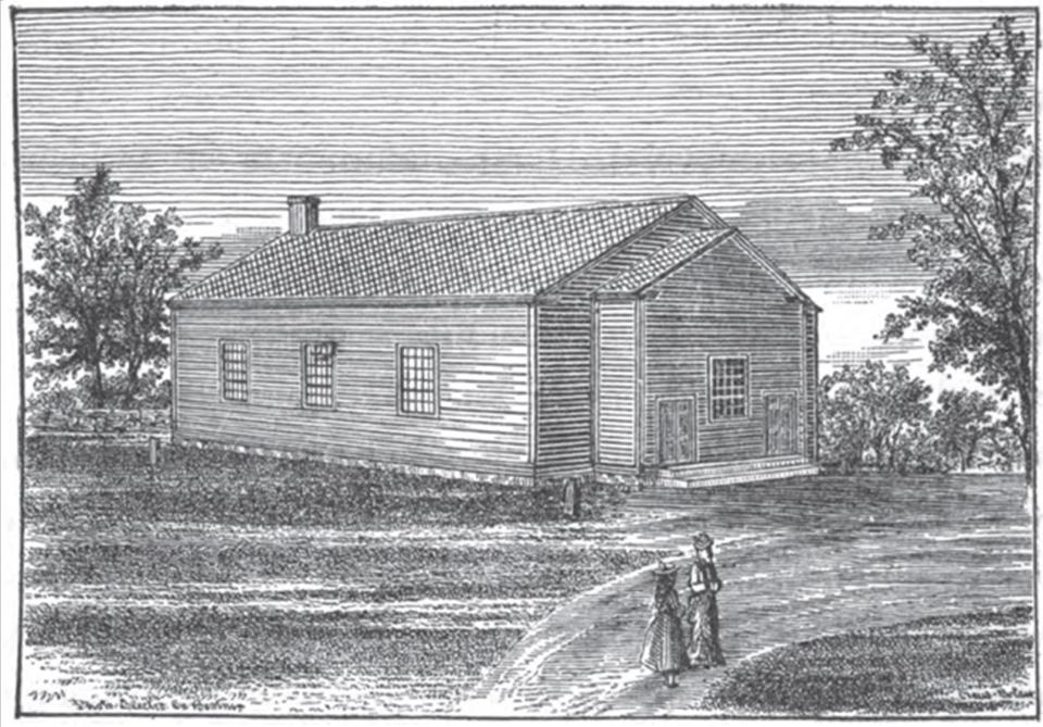 Foxborough Baptist First Meeting House