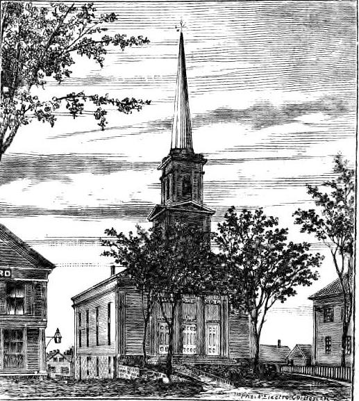 Foxborough Baptist Second Meeting House